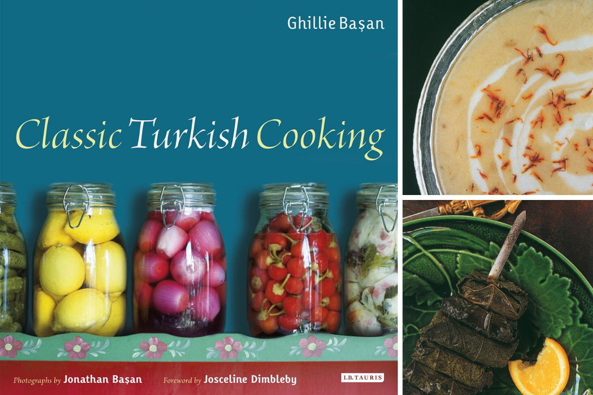 Behind the Cookbook: Classic Turkish Cooking