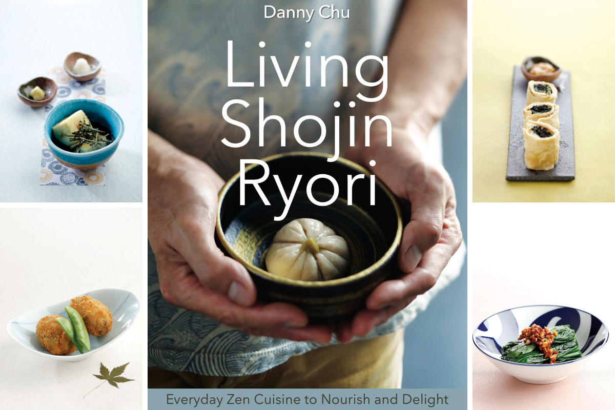 Behind the Cookbook: Living Shojin Ryori