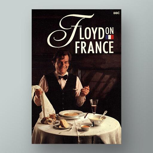 Floyd on France cookbook