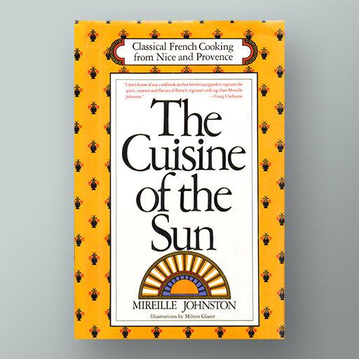 The Cuisine of the Sun cookbook