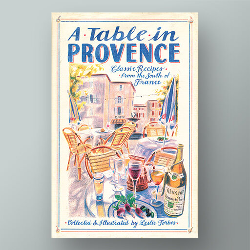 A Table in Provence cookbook