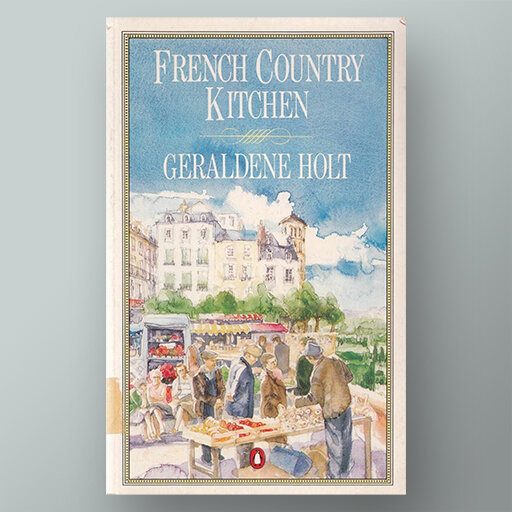 French Country Kitchen cookbook