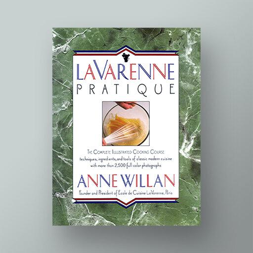 La Varenne Pratique cookbook
