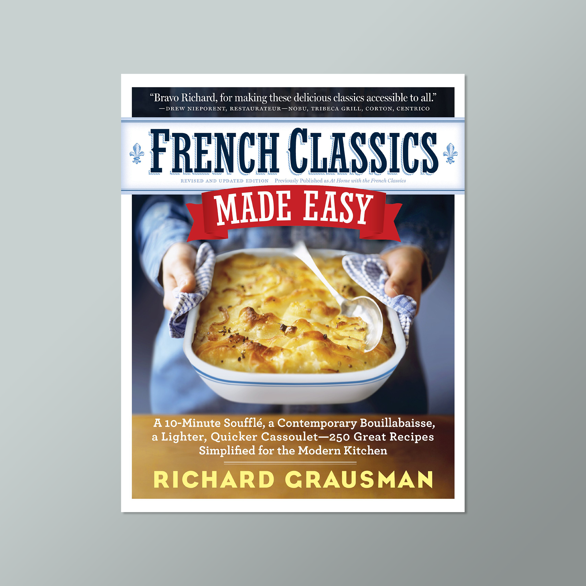 French Classics Made Easy cookbook
