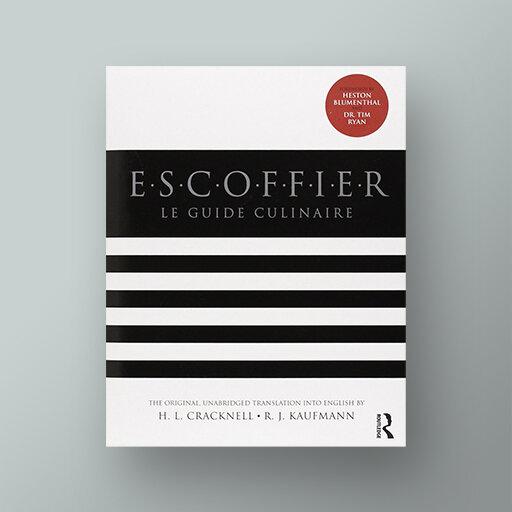 Le Guide Culinaire cookbook