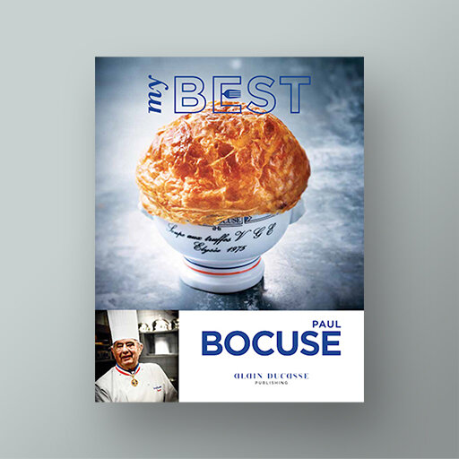 My Best Paul Bocuse cookbook
