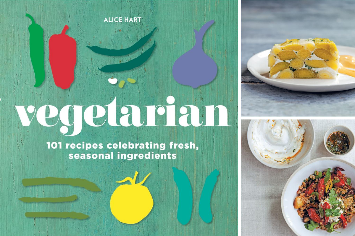 Behind the Cookbook: Vegetarian