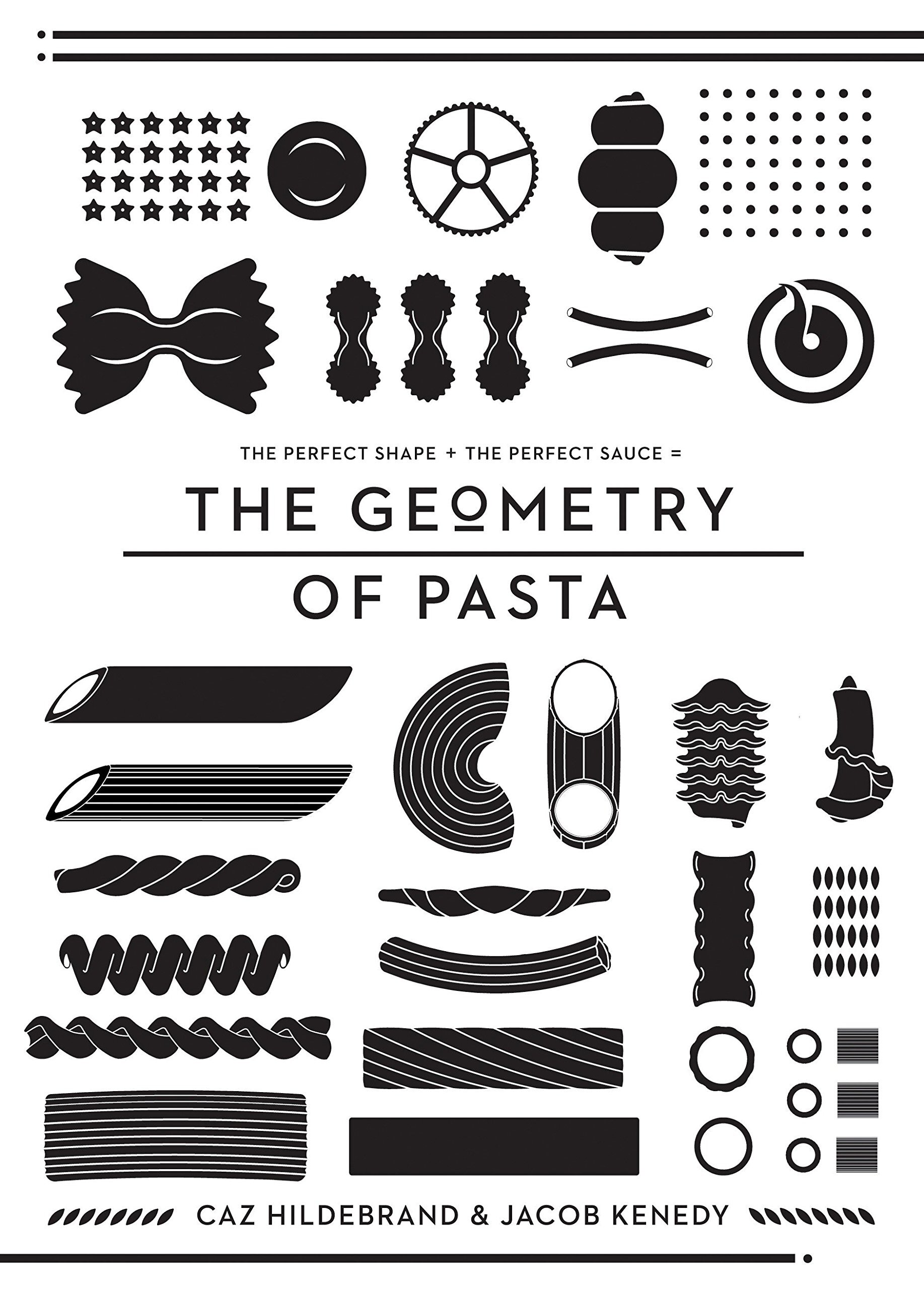 A decade of The Geometry of Pasta – and a lifetime of pasta love