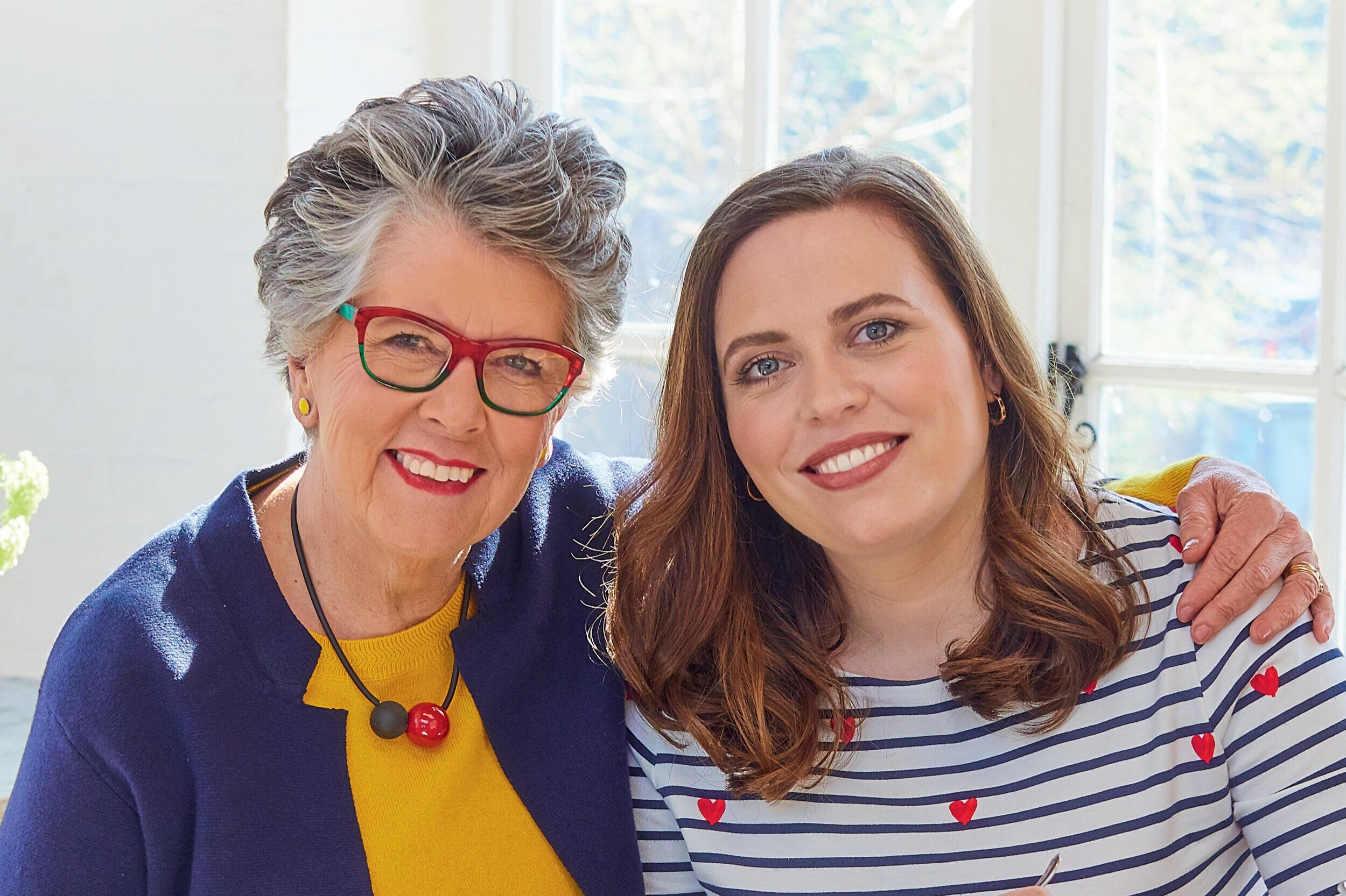 Q&A with Prue Leith and Peta Leith