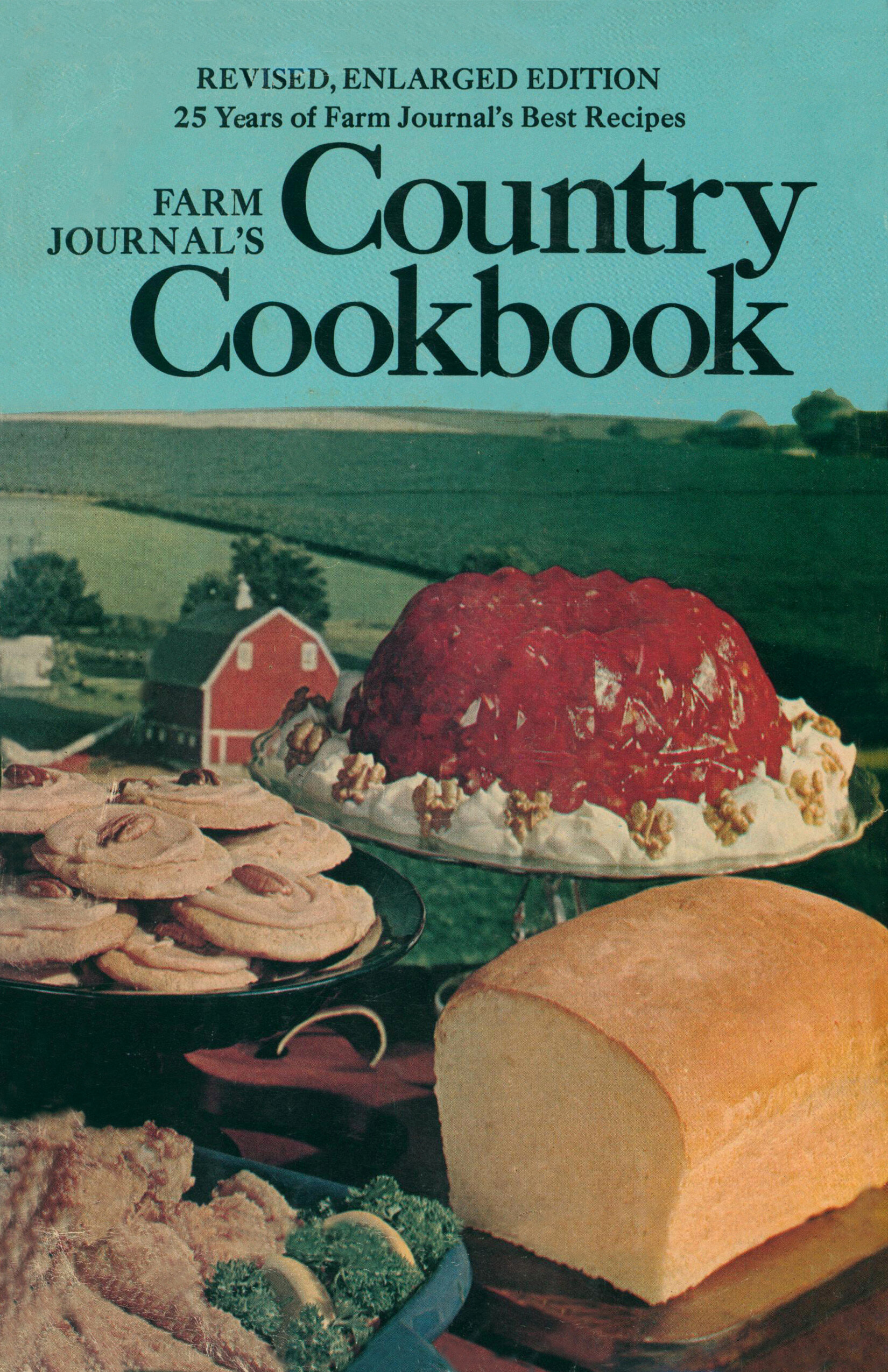 Behind The Cookbook: Farm Journal's Country Cookbook
