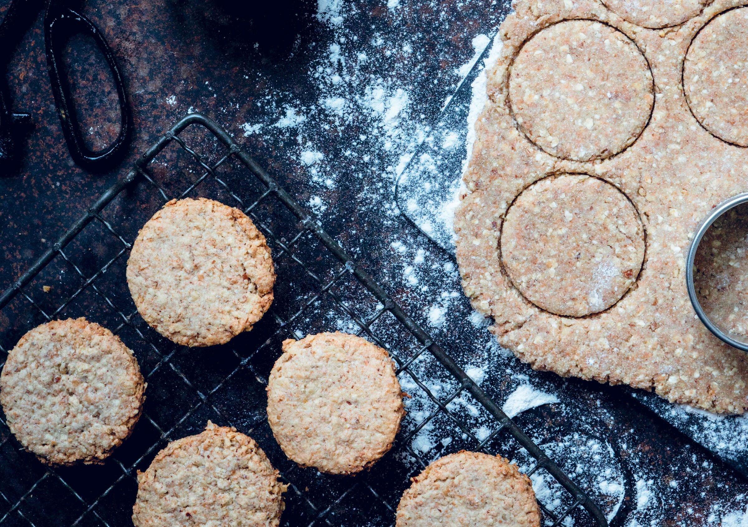 Scottish Oatcakes