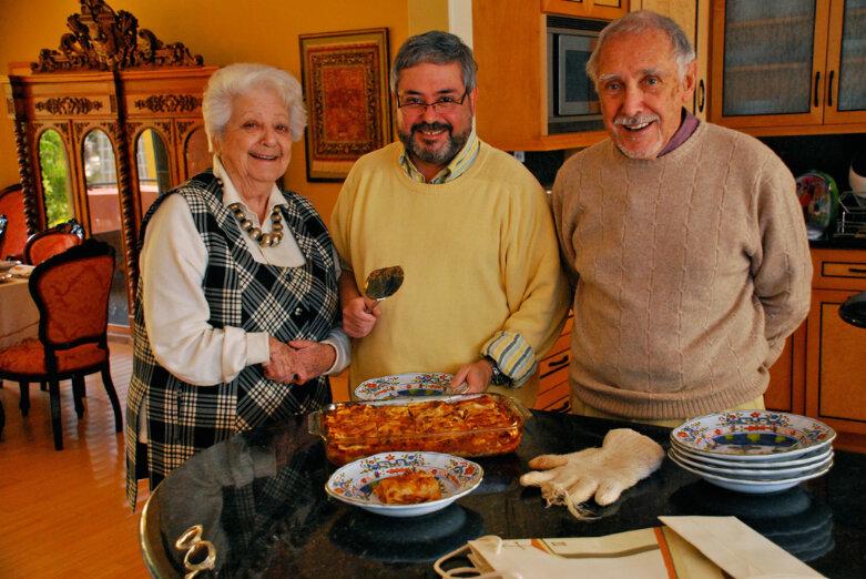 Behind The Cookbook: Hazan Family Favorites