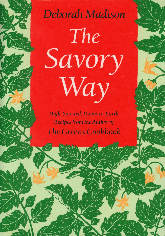 Madison - The Savory Way - 9780553057805.jpg