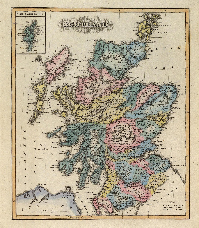 ckbk's Scottish collection: a taste of heritage