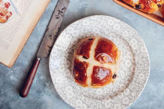 Hot cross buns: edible history