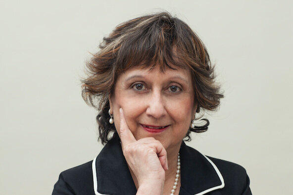 Author Profile: Yasmin Alibhai-Brown,  author of The Settler's Cookbook
