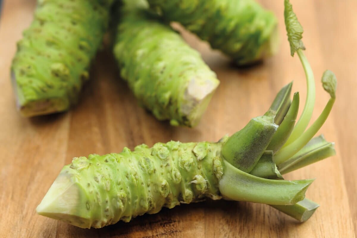 So you think you know ... wasabi