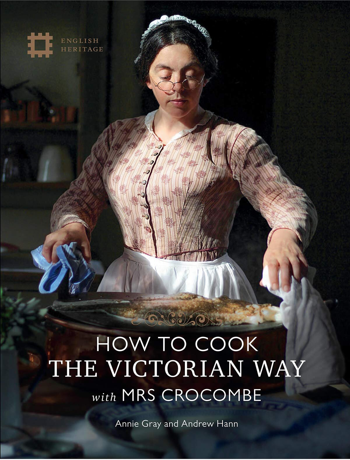How To Cook The Victorian Way with Mrs Crocombe Book Cover
