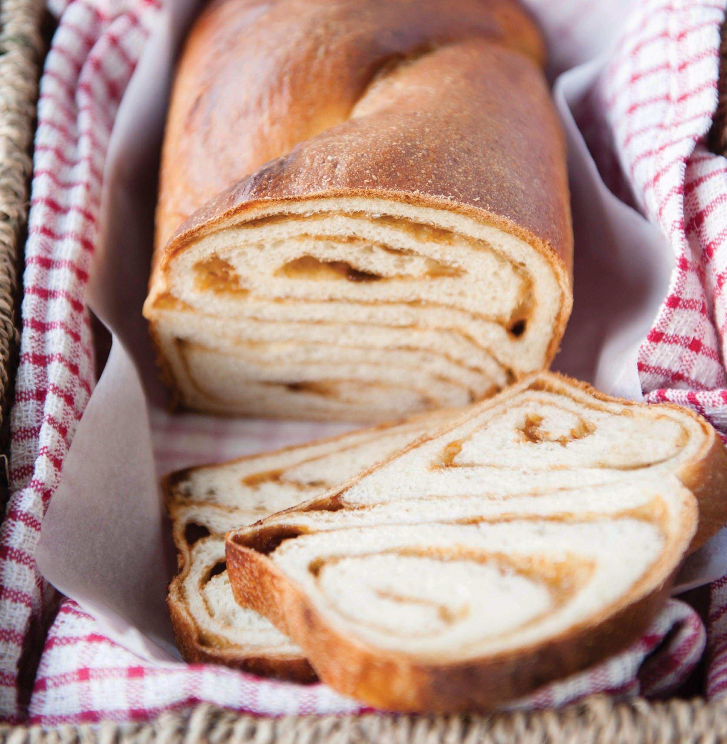 BBQ Twist & Swirl Loaf