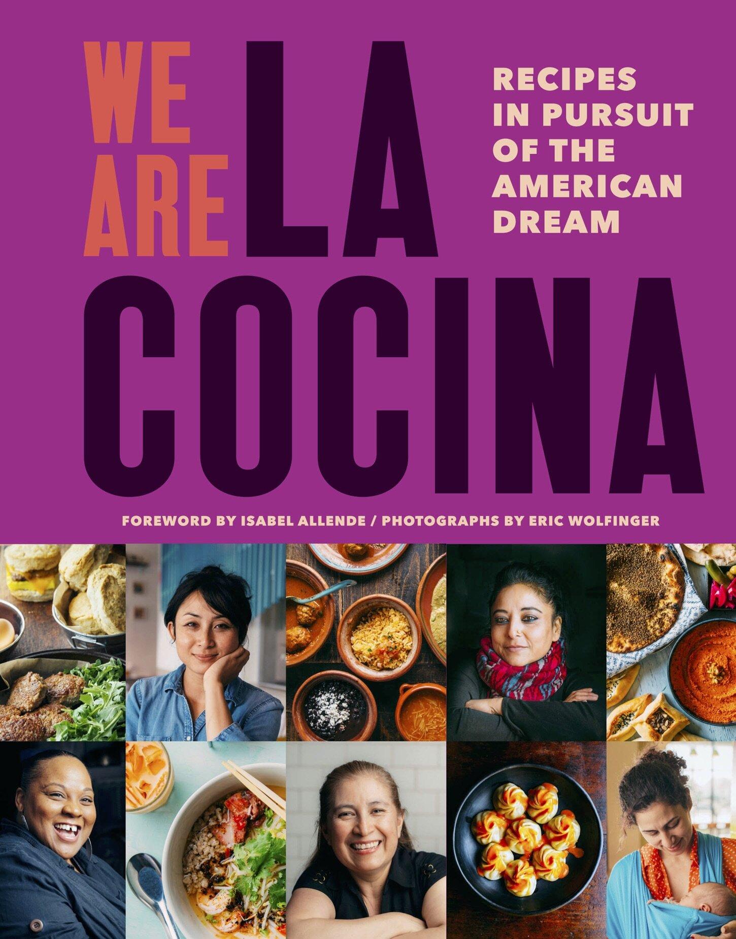 We Are La Cocina cover