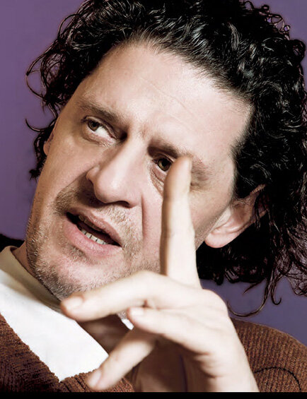 """Marco Pierre White described Great Chefs of France as """"the greatest book ever published within the world of gastronomy""""."""