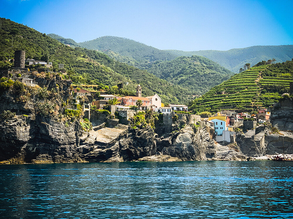 """Liguria: """"As close to paradise as one can find on this earth."""" (Photograph: Robert Anitei, Unsplash)"""