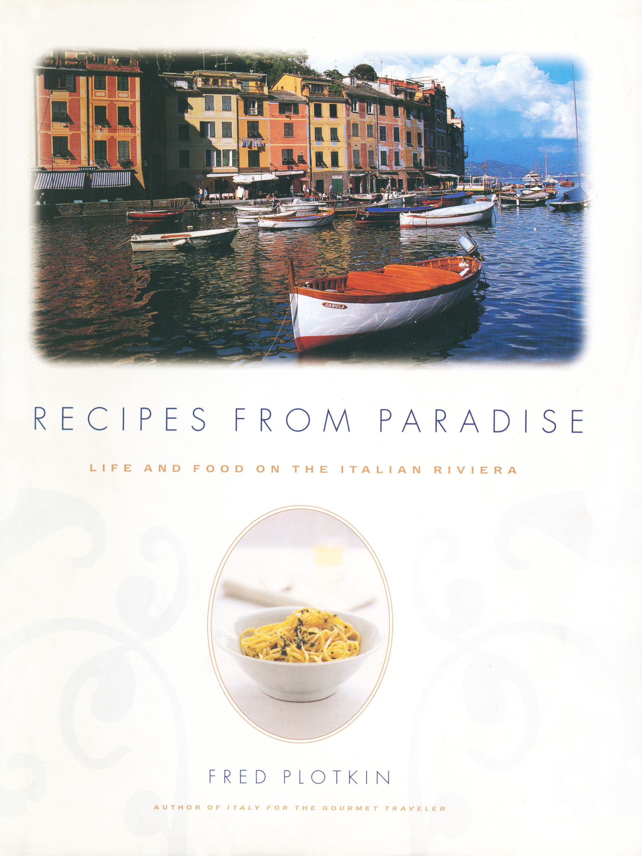Recipes from Paradise cover