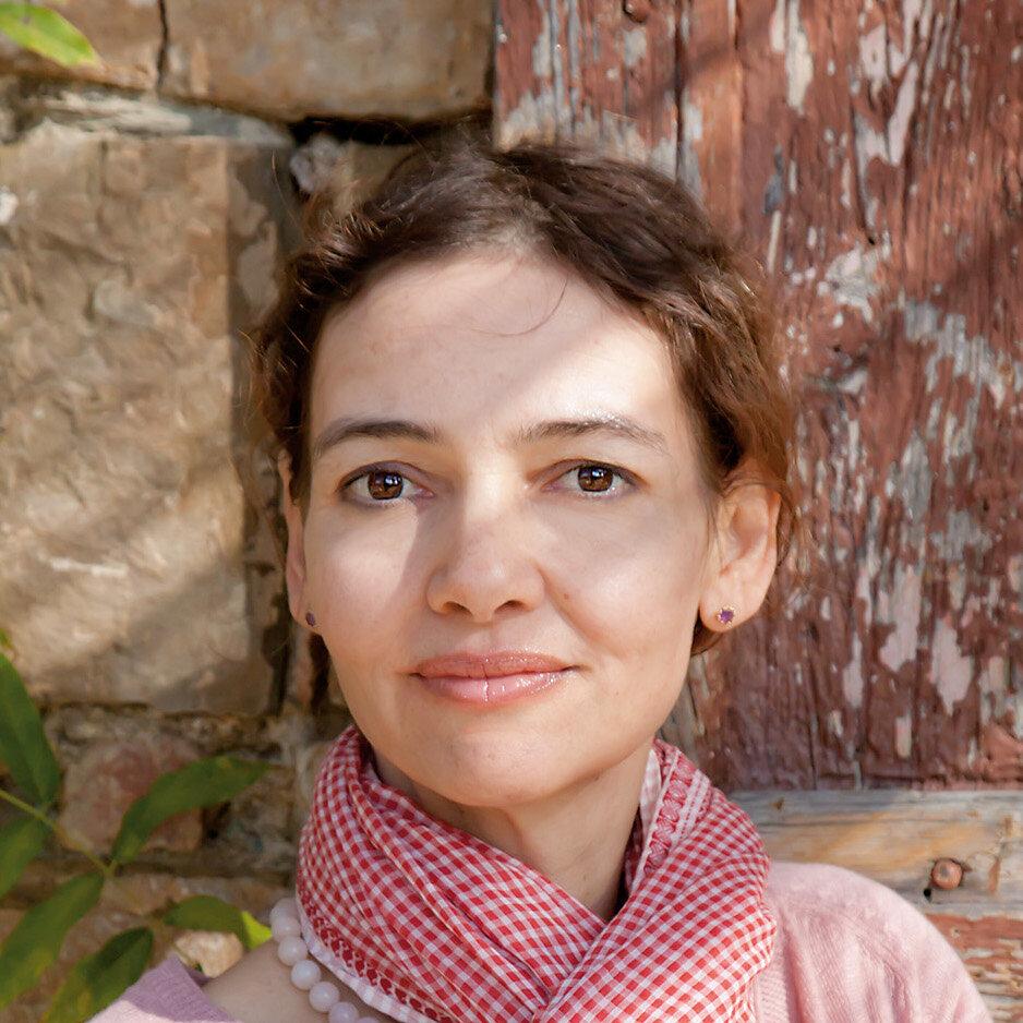 Tessa Kiros portrait