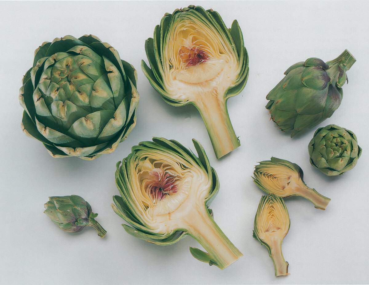Schneider believes ardently in the health benefits and culinary pleasures vegetables can give. Photo: Amos Chan