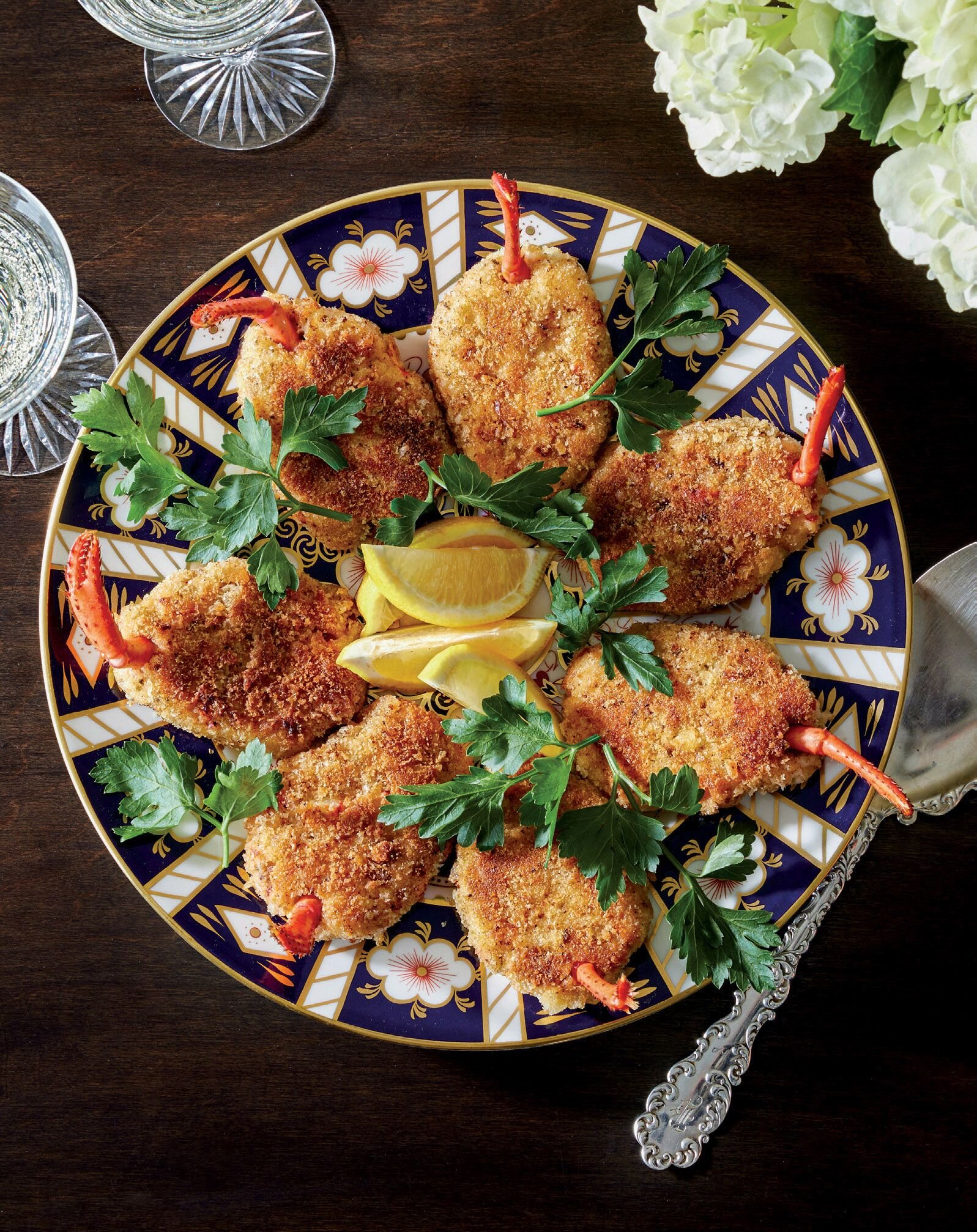 Lobster Cutlets