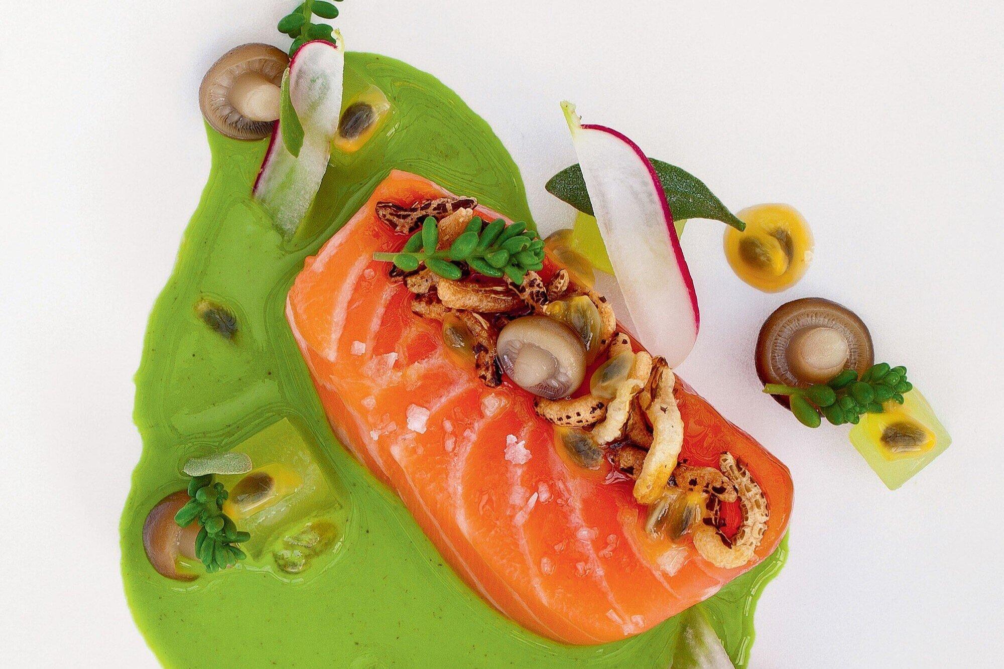 Cookbooks with Michelin-star status