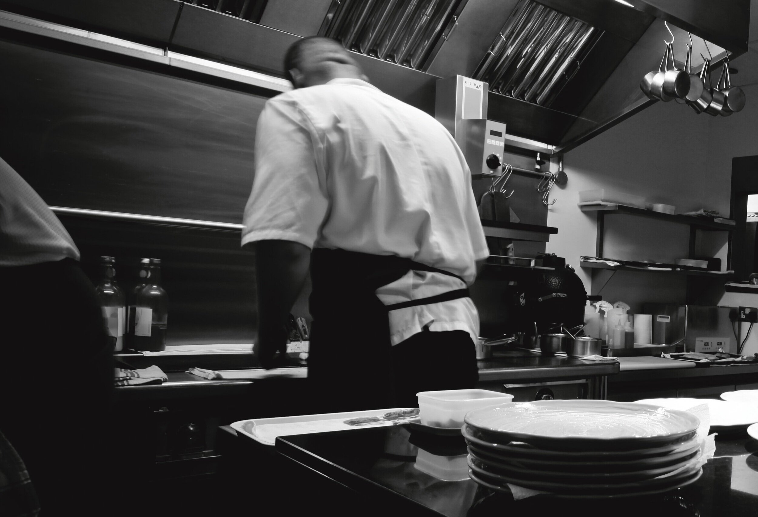 Photo: John Arandhara-Blackwell, Too Many Chefs, Only One Indian