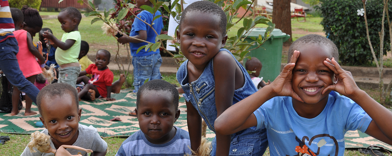 Supporting orphans, vulnerable children and communities, #WithYourHelp