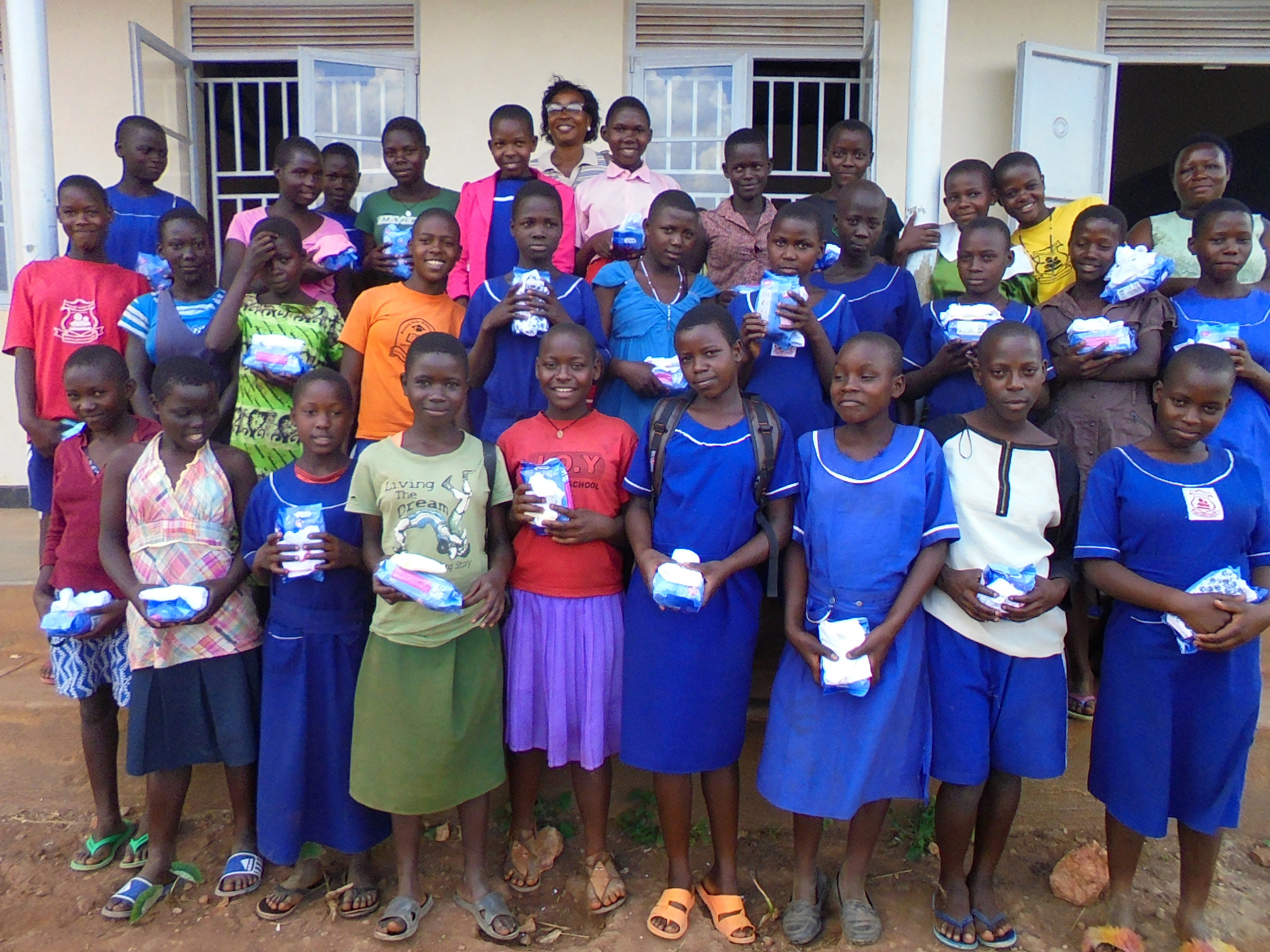 Mpumudde Primary School