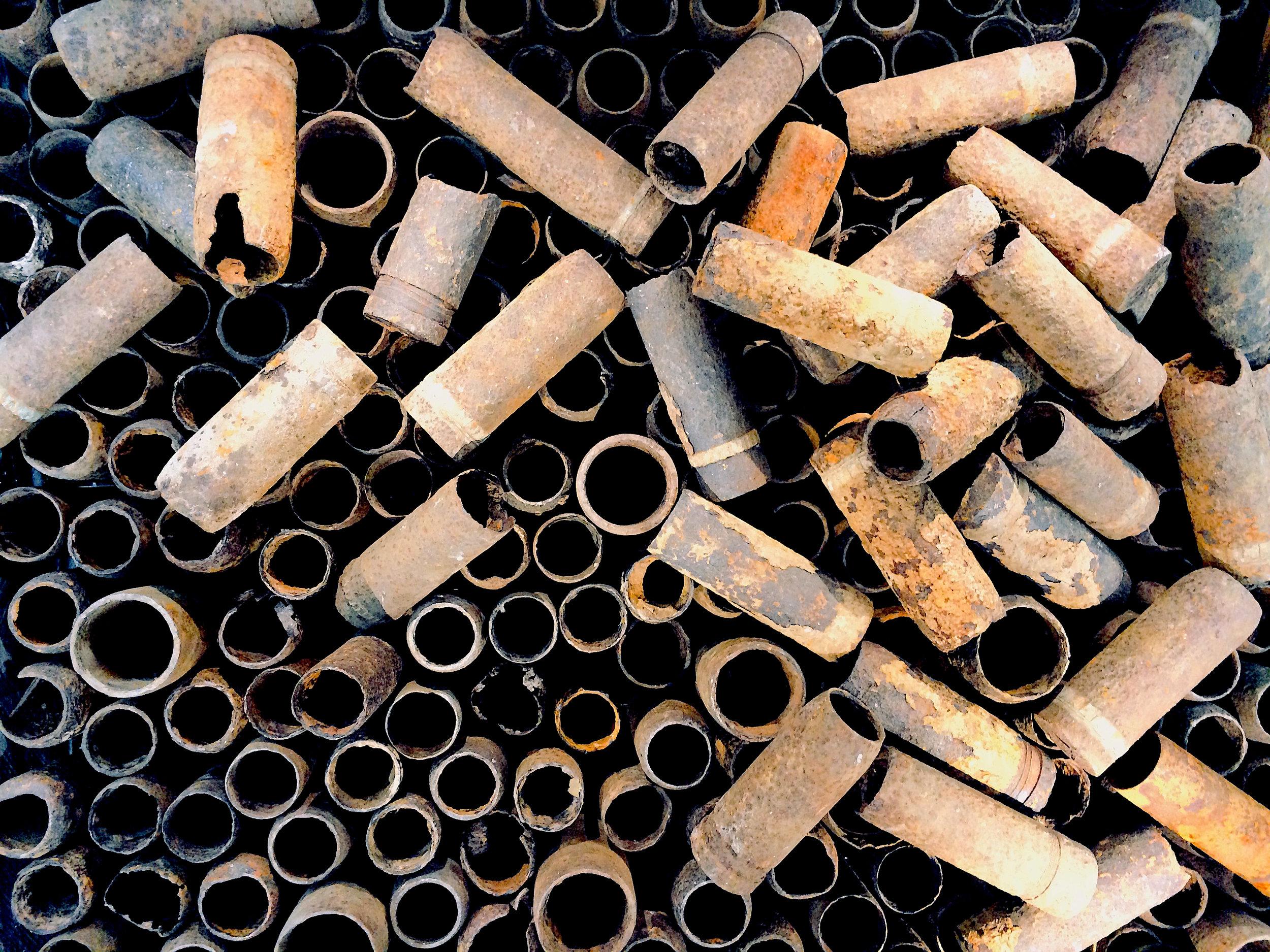 shell casings