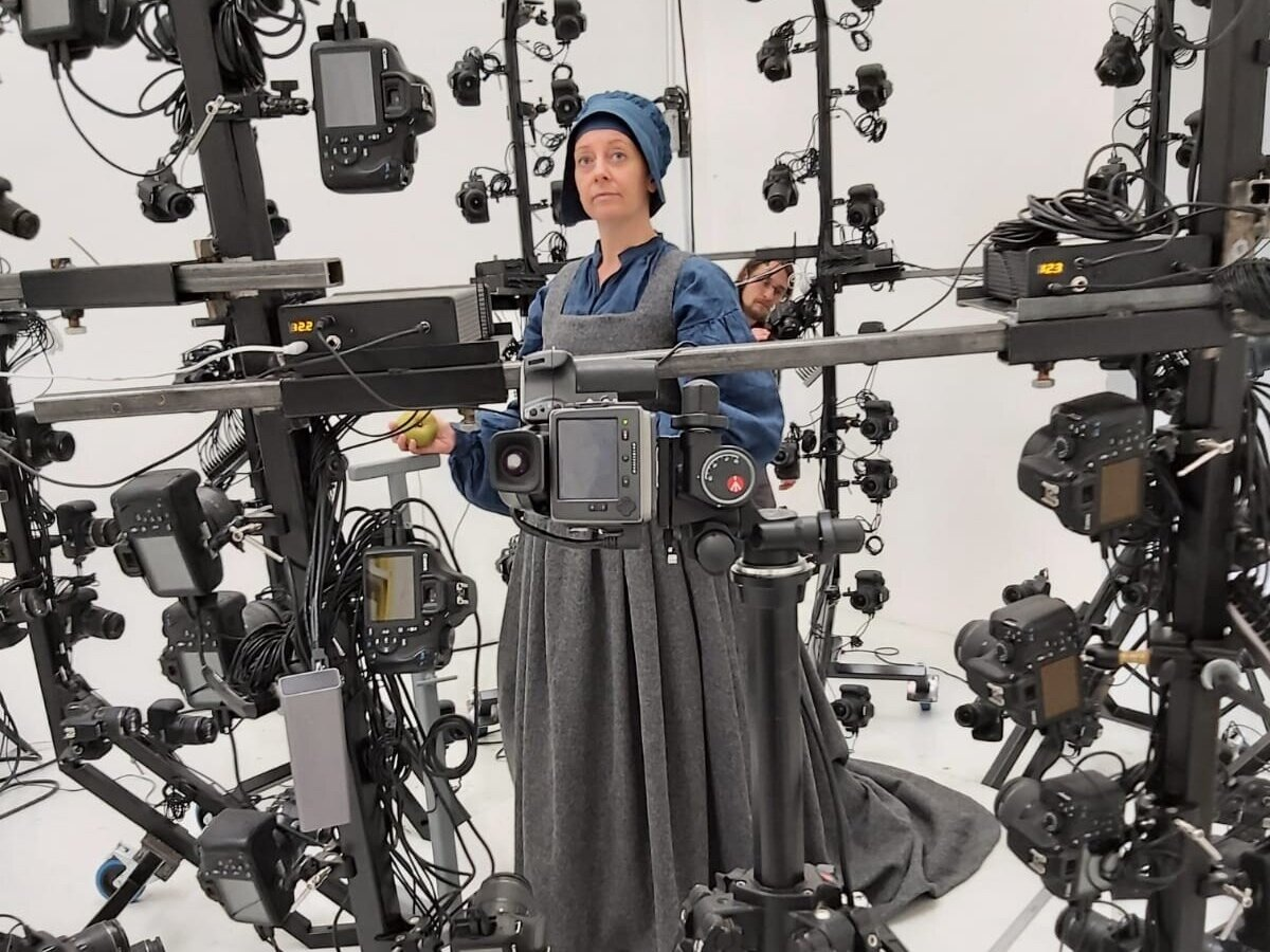 The Photogrammetry Rig