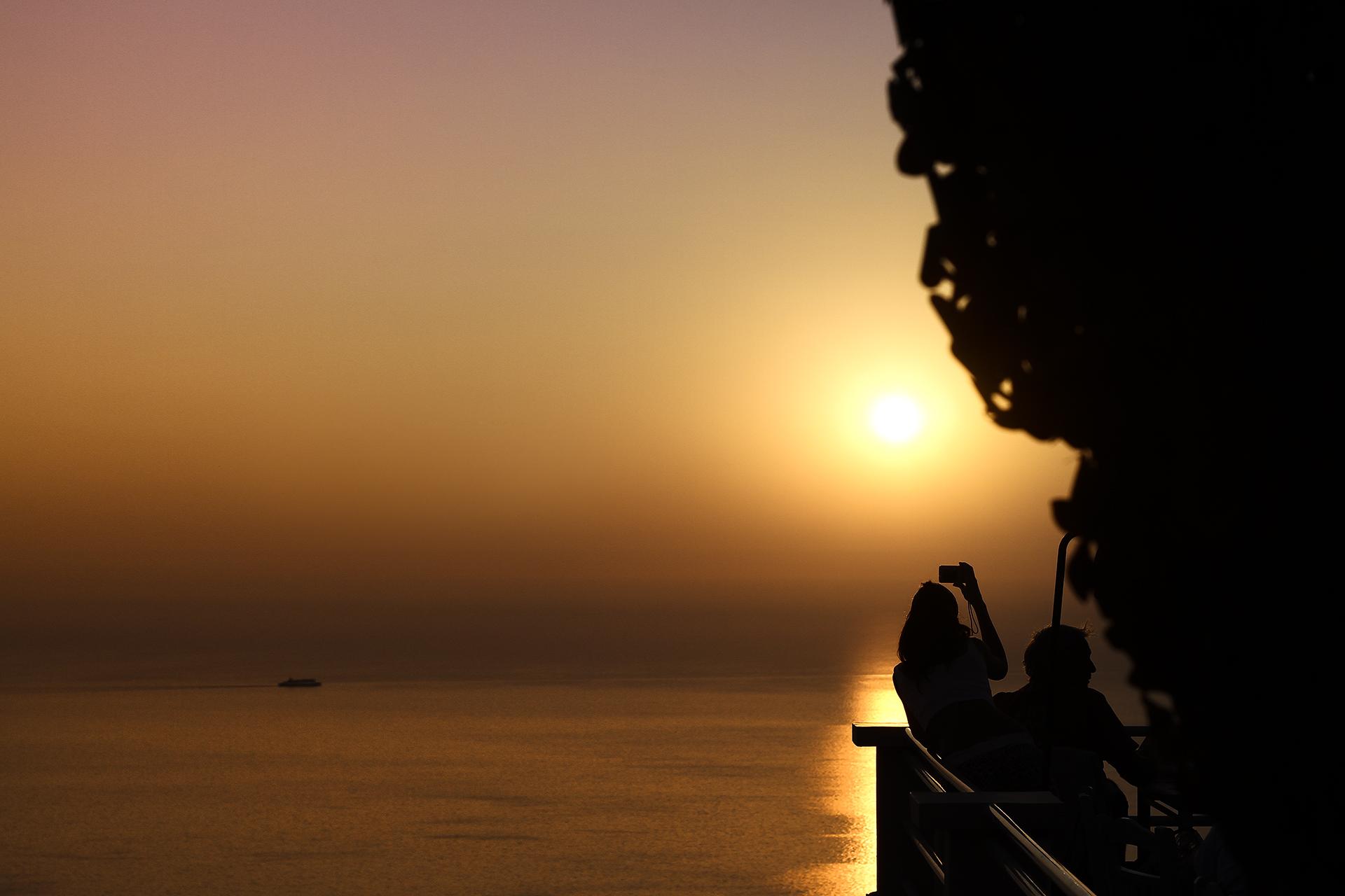 Ionian Sea Sunset