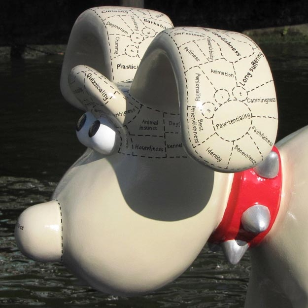 Gromit unleashed -