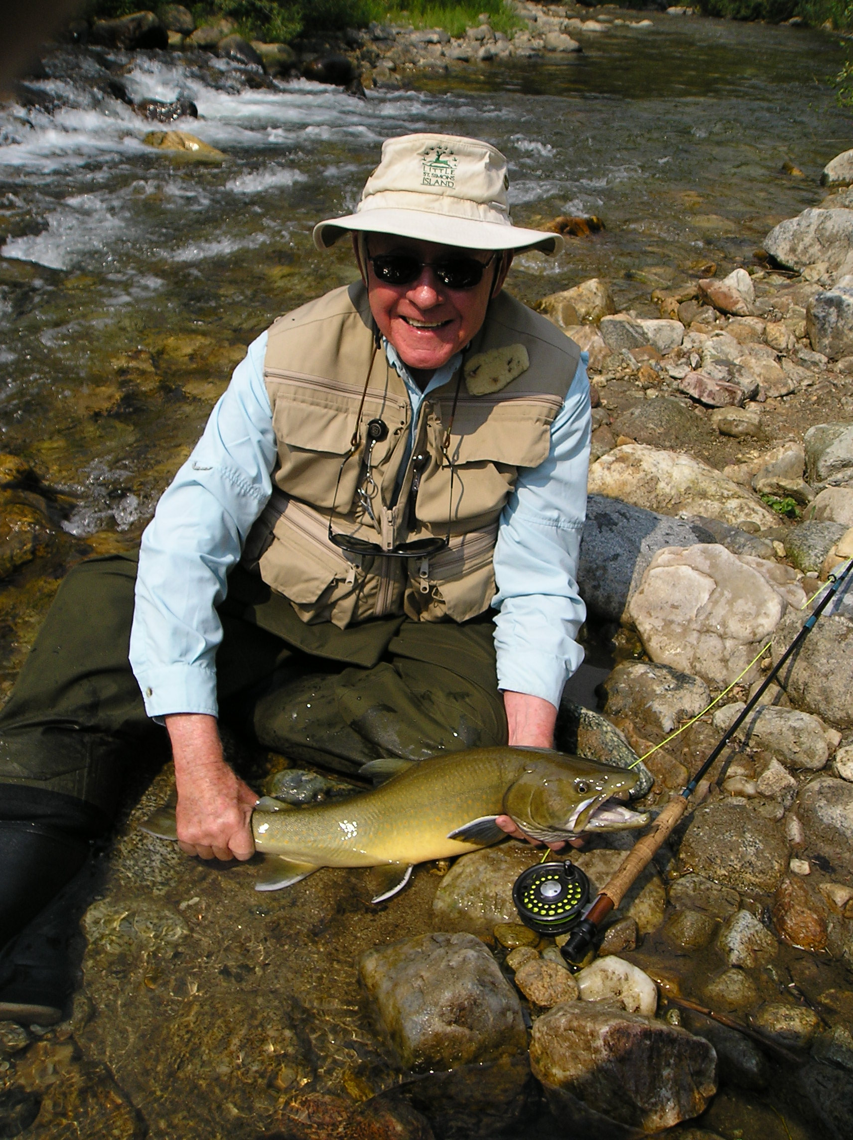 Trout    Idaho has some of the most isolated, trout friendly waters in North America. Our guides are experience in the best trout streams in Idaho, and can lead you through single or multi-day trips through the wilderness.