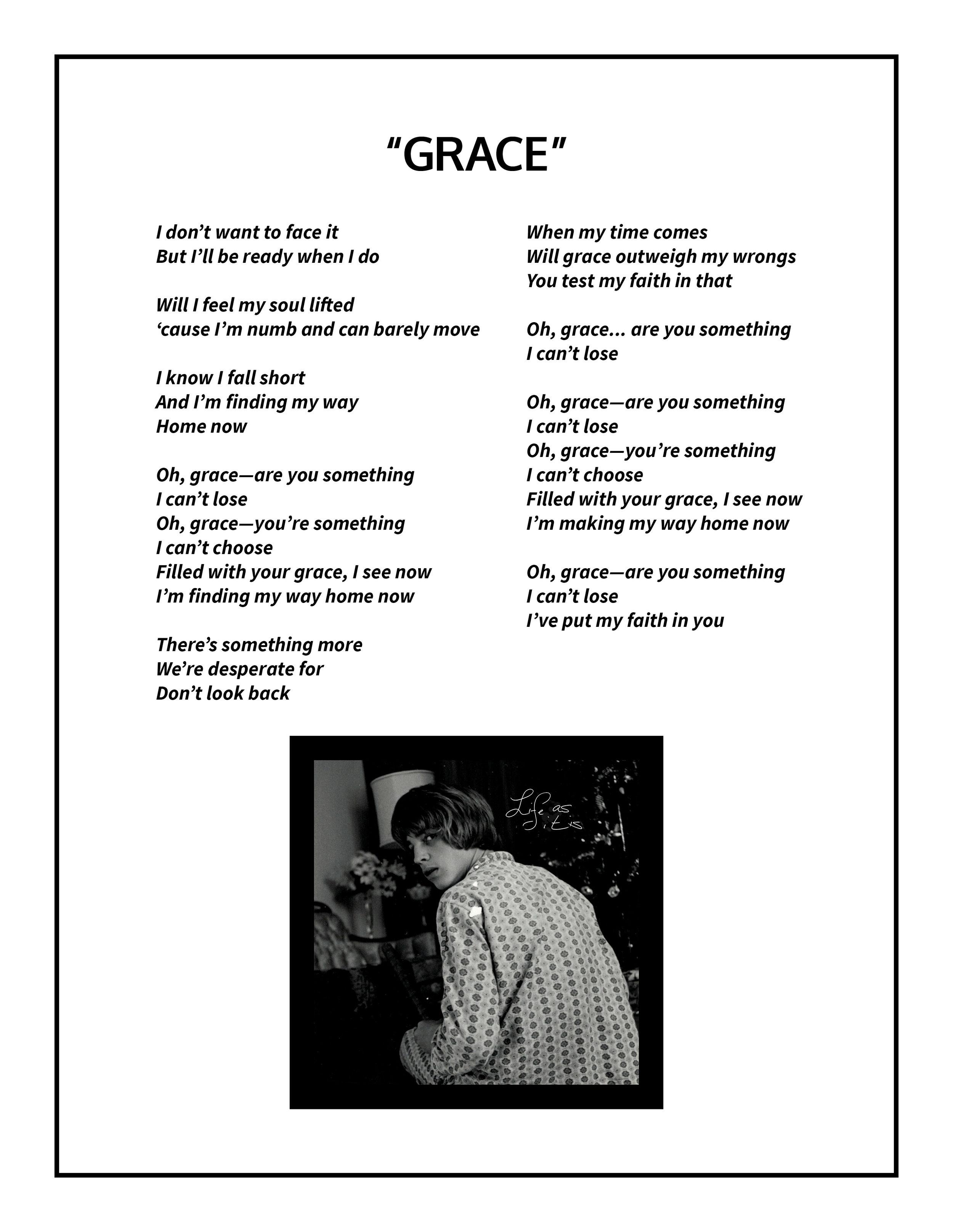 Grace Lyrics