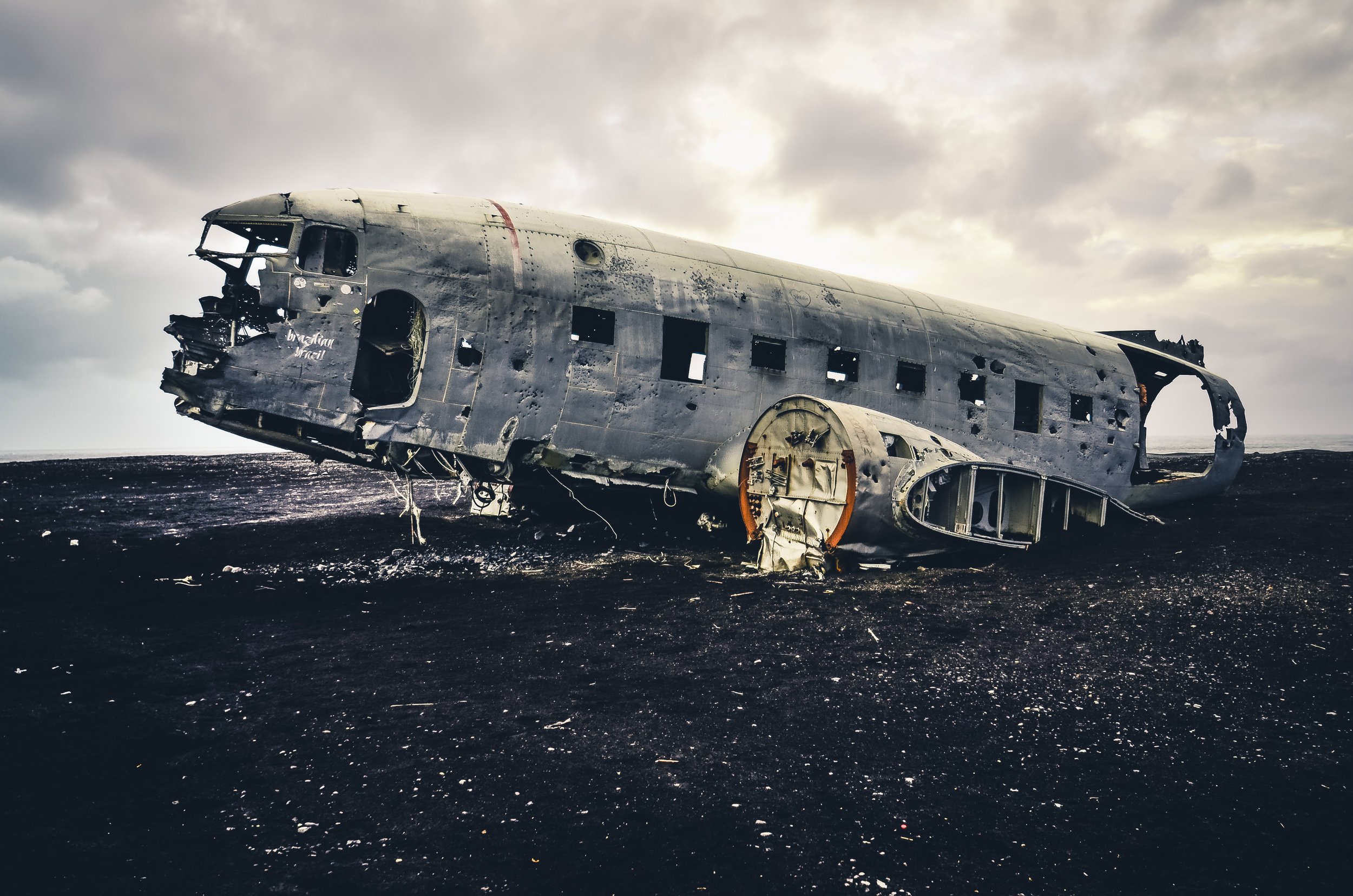 Iceland's DC3