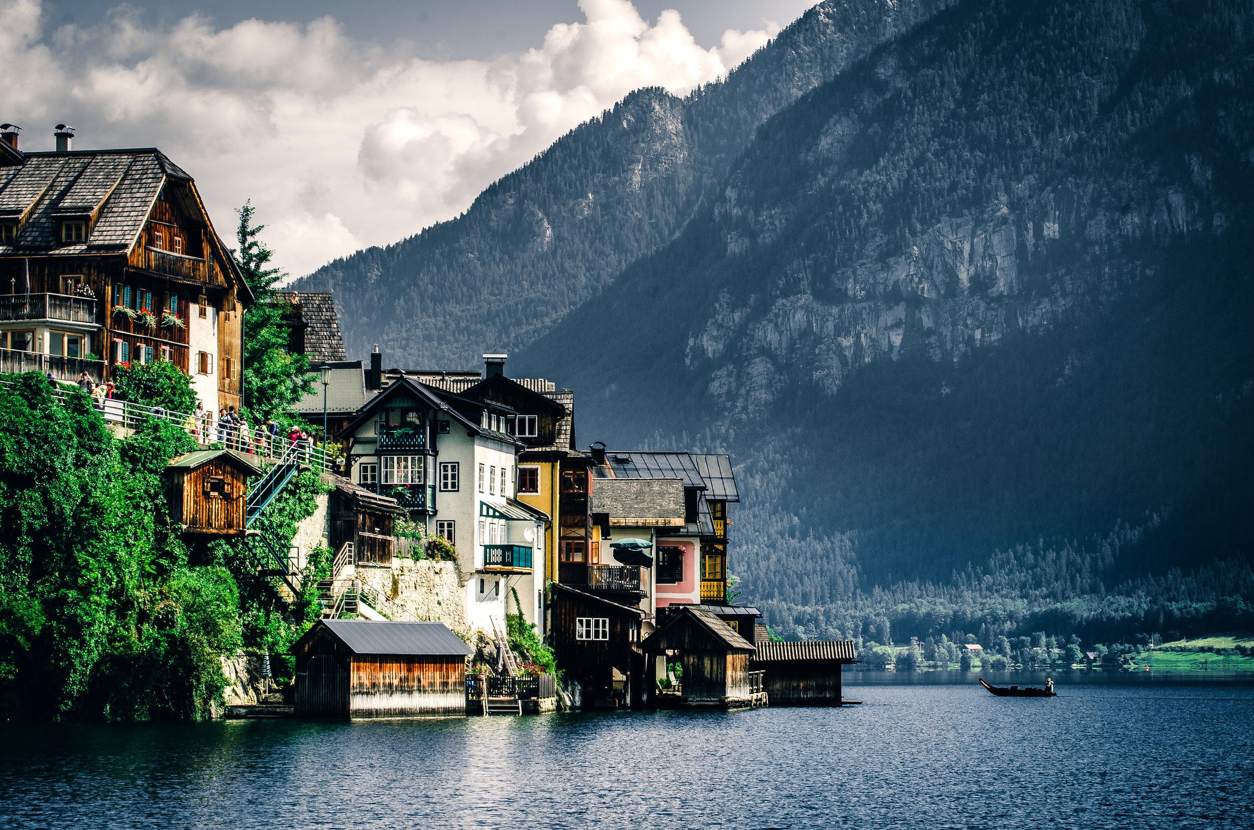 Hallstatt Lake