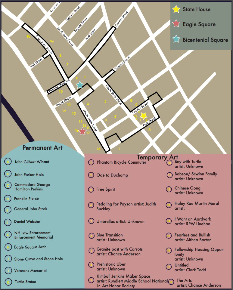 Click Here To Download The Walking Tour Map