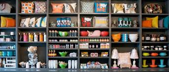 At Fifty Home you will find goods and crafts from every state in the US ... and a cup of coffee too.