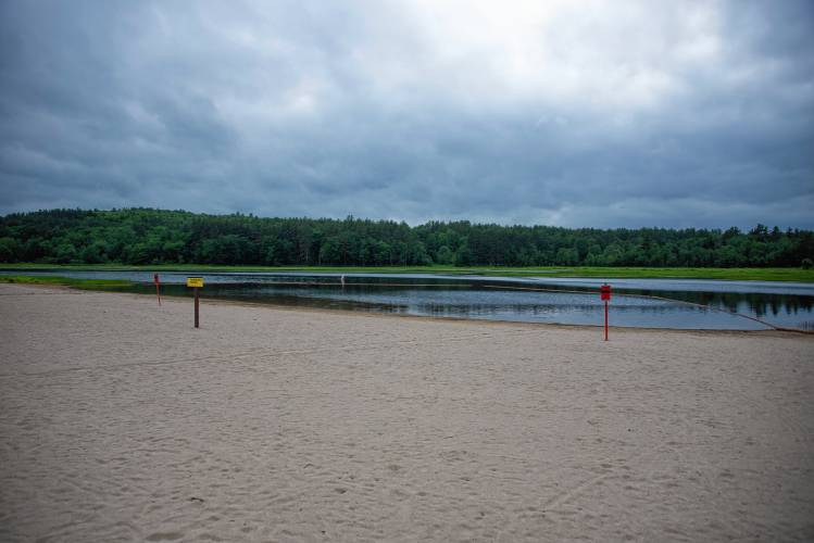 Concord is 50 miles away from the ocean, but that doesn't mean you have to drive all the way to the seacoast for a swim. Around the city, there are ponds and river beaches to enjoy. They're not staffed, and you need to be aware of the river's current.