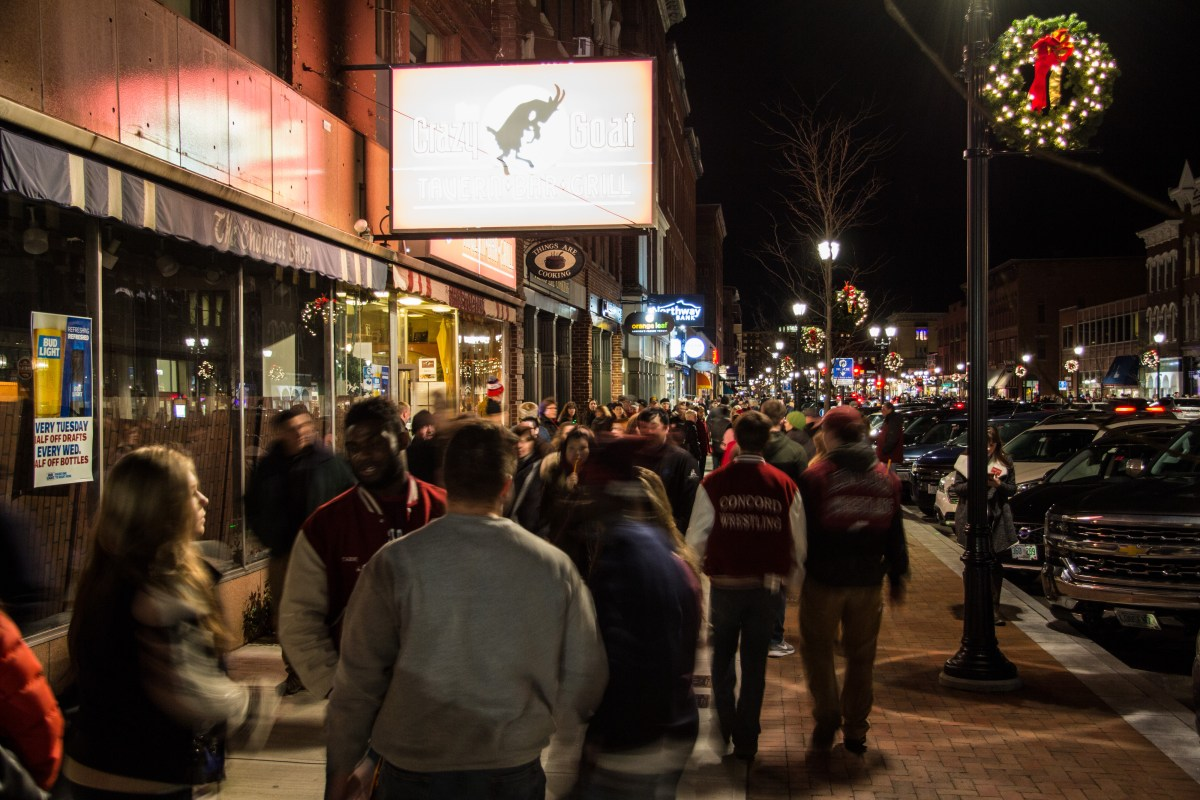 On Friday, December 7th, Downtown Concord stays up late for Midnight Merriment. Main Street will be lit up with twinkling lights and the air filled with the songs of carolers. Stores will offer hard-to-beat specials with great food and drink. It is a great way to get your shopping done and get into a festive spirit.