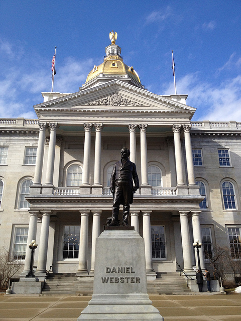 If you're a local, you may already be aware that the New Hampshire State House is the oldest one in which the legislature still occupies its original chambers. We're just old school like that. But did you also know that the State House is celebrating 200 years this year?