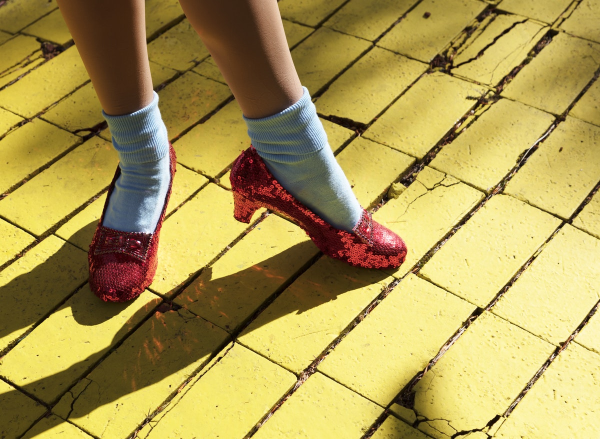 Uh oh, Toto… - Click your heels three times to get home.Just joking, click right here.