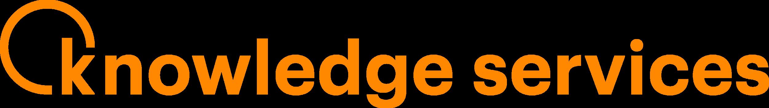 Knowledge Services Logotype_Orange.png