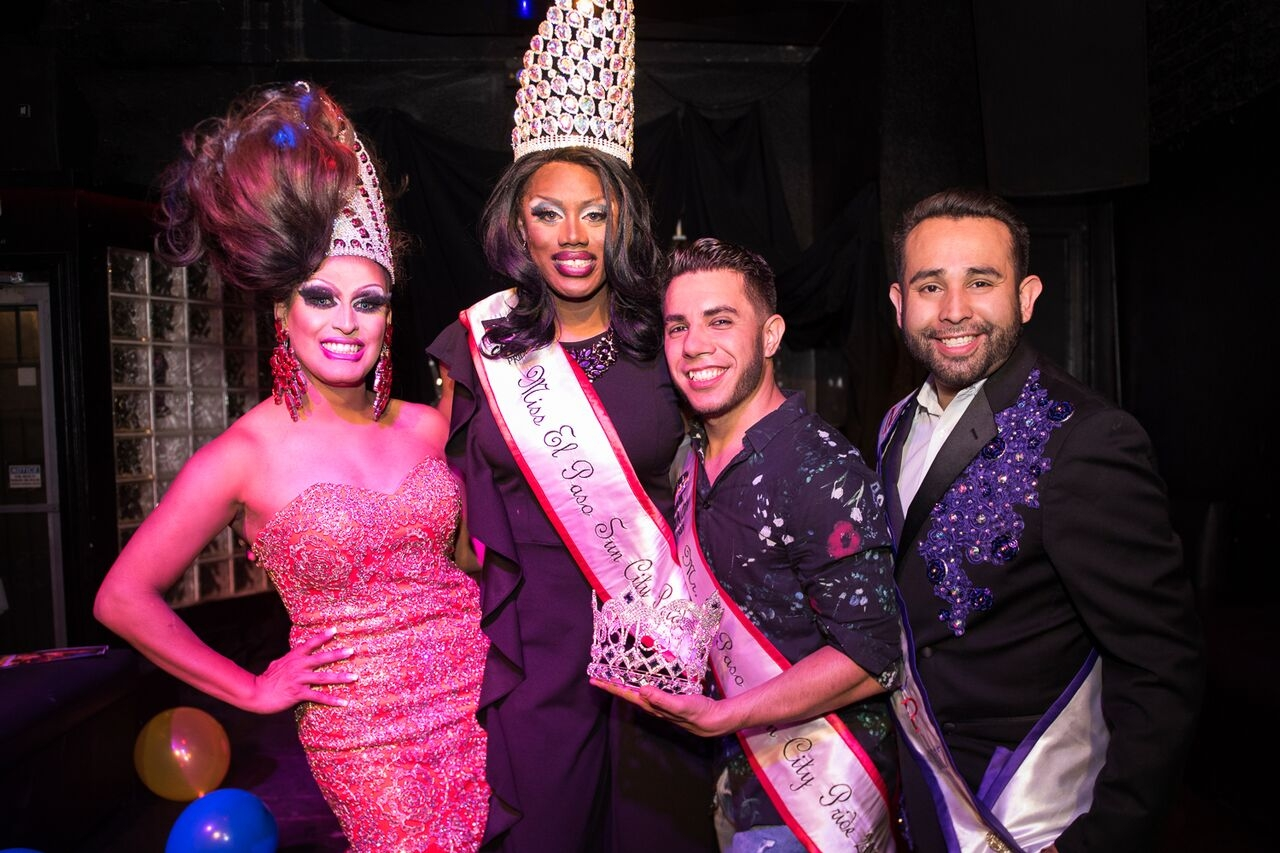 MR AND MISS PRIDE 2018   (Photo credit: Tommie Morelos)
